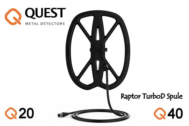 Raptorspule für Quest Q20 und Q40